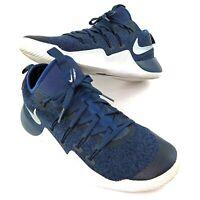 Nike Men's Hypershift 844369 410 Blue White Basketball Shoes Sneaker Size 12