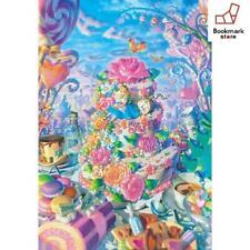 New Disney 500 Piece Jigsaw Puzzle Alice in Wonderland Sweetsland