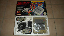 CONSOLE SUPER NINTENDO SNES EN BOITE Street fighter 2 - BE