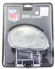 NFL Helmet Hitch Cover Orleans Saints HCE1301 Rico Industries New Original