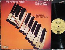 The Romantic Magic Of ERIC JUPP & His Music ~ 1971 Oz Jazz LP Don Burrows