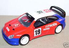 NOREV 3 INCHES 1/54 CITROEN XSARA N°19 RALLYE WRC 300 CV
