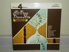 RECORD ALBUM- ALL-TIME PIANO HITS- 33 1/3 RPM- GOOD CONDITION- L134