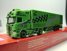 Herpa Scania R TL TSU BODE Kühlkoffer-Sattelzug - 304238 - 1:87