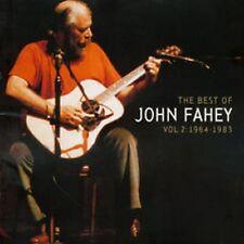 JOHN FAHEY-Best Of Vol.2:1964-1983