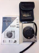 Vintage Canon Elph Ixus Aps Film Camera