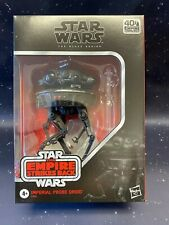 2020 Star Wars Black Series 6 inch D3 40th ESB Anniversary Imperial Probe Droid