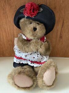 Boyds bears Leslie B Ladybug the head bean collection  gettysburg P a