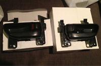 Toyota Scion FRS 86 GT86 RC 13-16 Black Door Handle Levers Locks Genuine OEM