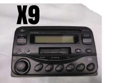 Hyundai Sonata Radio Stereo Face Plate H930 3060100108 Lot Of 9