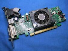 Dell WX085 HD2400 Scheda Grafica PCI-E DVI / VGA VIDEO OUT AD-RV610LE