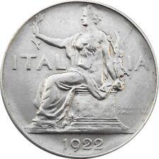 ITALIE ITALY ITALIA Buono Da 1 lira 1922 Vittorio Emanuele III KM#62 (1434)