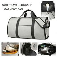 45L Suit Bag Travel Garment Luggage Waterproof Clothes Storage Duffel Bag