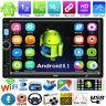 Android 8.1 Cuatro Nucleo 2Din 7en GPS Navi Coche Estéreo MP5 Jugador FM Radio