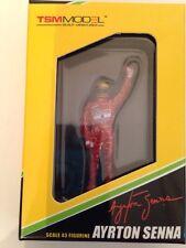 Ayrton Senna World Champion 1988 True Scale TSM13AC11 Type VI 1:43 Scale