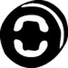 WALKER Anschlagpuffer Haltering Schalldämpfer 86571 für RENAULT ESPACE 3 JE0A 8B