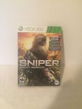 XBOX 360 Sniper Ghost Warrior Limited Edition Game