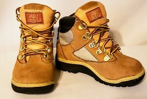 Timberland Boots Toddlers Size 10 Nubuck