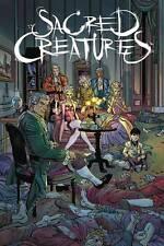 SACRED CREATURES #1 CVR B JANSON IMAGE 1st Print 05/07/17 NM
