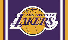 Los Angeles Lakers 3x5 Feet Banner Flag Nba