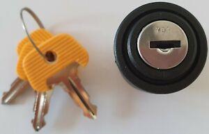 Zündschloss 701 mit 3 Schlüssel Jungheinrich Nr. 28528240 für Gerätetyp EJC uvm