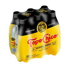 Topo-Chico Mineral Water 6 Pack
