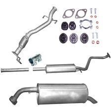 Komplett Hyundai Getz 1.3i -12V bis 10/2006 + Montagezubehör Auspuff NEU