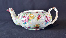Chintz Lord Nelson Pottery Rosetime Teapot base for stacking teapot