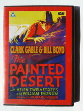 THE PAINTED DESERT (BRAND NEW ALL REGION PAL DVD) CLARK GABLE , BILL BOYD
