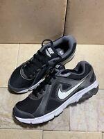 NEW NIKE Air Dictate 2 Men Cross Trainin Shoes 488223-001 Black White Grey SZ8.5