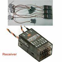 1xAR9020 9CH 2.4GHz Receiver Digital Spread Support Spektrum Modulation2 X XPLUS