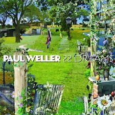 Paul Weller 22 Dreams Original Audio Music CD Brand New and Sealed uk