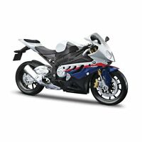 MAISTO 1:12 BMW S1000RR Sport 31191 MOTORCYCLE BIKE DIECAST MODEL TOY NEW IN BOX