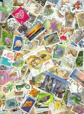 TAIWAN =a= SCANNER FULL OF COMMEMORATIVE STAMPS OVER 100 DIFF == USED CDS