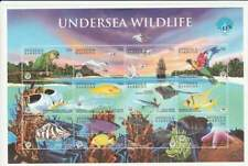 Antigua & Berbuda postfris 1998 MNH sheet 2740-2751 - Undersea Wildlife (XB1049)