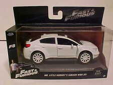 Fast & Furious 8 Mr Little Subaru WRX STI Diecast Car 1:32 Jada Toys 5 inch F8