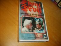 SHOUT AT THE DEVIL - 1976 Pre Cert Rare Merlin Video BETAMAX 1st Issue War Drama