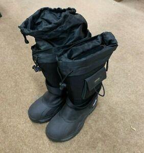Brand New Baffin Men's Endurance (STP) Boots, Size US10, Black