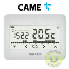 Offerta-Came BPT TH/550 WH 230 Cronot. touch screen a parete bianco - 845AA-0030