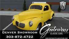 1940 Willys Coupe Coupe