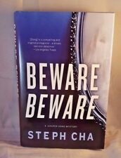 Beware Beware A Juniper Song Mystery by Steph Cha HB NEW
