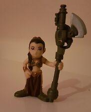 Galactic Heroes Figurine Star Wars Princesse LEIA Jabba Slave prisonnier