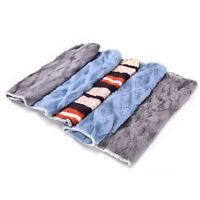 5pcs bambou fibre de serviette vaisselle chiffons de cuisine nettoyage  FYR