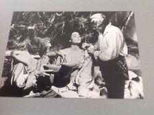 """JEAN MARAIS et BOURVIL  - """"LE CAPITAN"""" PHOTO DE PRESSE 14x20cm"""