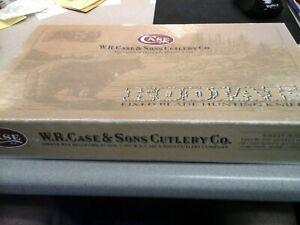 "1998 CASE XX ""EXQUISITE STAG"" KODIAK KNIFE & SHEATH ""NIB"""
