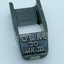 Original ADC QLM30mkIII Diamond Phonograph Stylus RSQ-30,31 Pfanstiehl #111