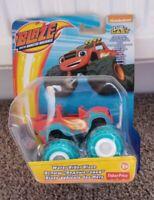 Blaze and the Monster Machines Diecast: Water Rider Blaze - Brand New
