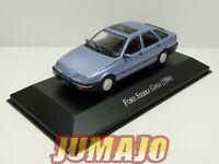 AQV2J Voiture 1/43 SALVAT Autos Inolvidables 80/90: FORD Sierra Ghia 1984