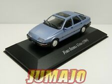 AQV2 Voiture 1/43 SALVAT Autos Inolvidables 80/90: FORD Sierra Ghia 1984