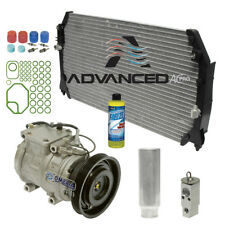 New AC A/C Compressor Kit Fits: 1997 98 99 00 2001 Toyota Camry L4 2.2L ONLY